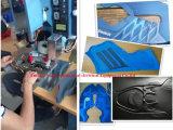 saldatrice ad alta frequenza della mascherina di calzatura 5kw per la saldatura delle calzature del pattino di sport
