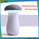 Neuer Pilz-bewegliche Energien-Bank mit Emergency Licht der Aufladeeinheits-LED