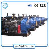 Pompa centrifuga orizzontale autoadescante delle acque di rifiuto del motore diesel