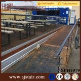 U 채널 발코니 (SJ-H928)를 위한 알루미늄 Frameless 유리제 방책