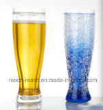 Gefrorener Bier-Eis-Plastikbecher (R-7008)