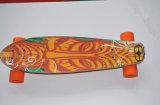 2016 het Vierwielige Draadloze Elektrische Skateboard van de Afstandsbediening