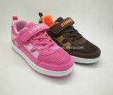 Chaussures occasionnelles d'enfants avec TPR Outsole et haut de maille de mode