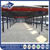 Подгонянный полуфабрикат стальной строительный материал для пакгауза стальной структуры