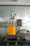 Macchina semi automatica di rifornimento e di ponderazione per il barilotto di 20L 50L