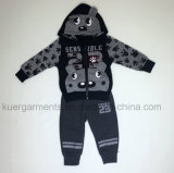 Vêtements professionnels d'enfants de tenue de détente de garçon de qualité