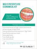 Dents dentaires approuvées par le FDA d'utilisation de clinique blanchissant le nécessaire !