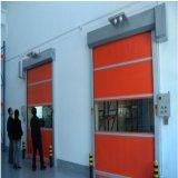 中国PVC研修会のための自動速い圧延のドア