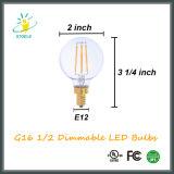 Stoele G16 1/2 LED 전구 G50 에너지 절약 점화