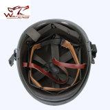 ユニバーサル携帯用軍の鋼鉄M1ヘルメットの戦術的な保護軍隊装置フィールド緑のヘルメット屋外旅行キット