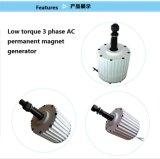 генератор постоянного магнита AC низкий Rpm 2kw 48V одновременный для сбывания (SHJ-NEG2000)