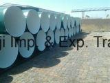 Tubulação de aço de revestimento de resina Epoxy