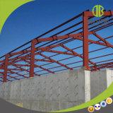 Hojas de operación (planning) y construcción de la granja de cerdo