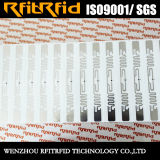 UHF Waterdichte Hittebestendige Stickers RFID voor Tabak