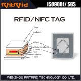 Etiqueta programável da roupa da freqüência ultraelevada RFID