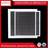 Krat Gille van het Ei van het Aluminium van de Ventilatie van de airconditioning het Verwijderbare