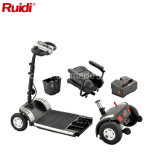 Scooter compact détachable de mobilité de scooter électrique