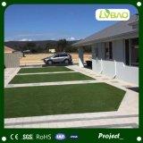 安い価格の景色の人工的な草そして総合的な泥炭