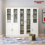 Bookcase офиса спальни самомоднейшей конструкции рабата деревянный (GSP9-032)