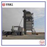 Bolso Dedustor de Nomex planta de mezcla del asfalto de la protección del medio ambiente de 80 t/h con la emisión inferior