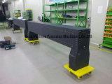 Черные компоненты гранита точности для машинного оборудования точности