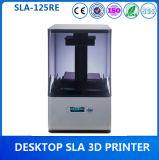 Imprimante de bureau de la résine 3D de SLA de précision de l'usine 0.1mm pour le bureau