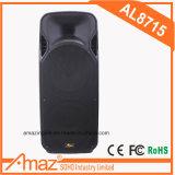 Type actif haut-parleur extérieur rechargeable de chariot à PA avec la MIC sans fil