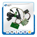 USB RS232 지능적인 MSR RFID 카드 판독기 작가 간이 건축물 (HCC-T10-DC3)