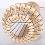 Lampadario a bracci interessante di legno di montaggio facile del regalo del cestino dei pesci