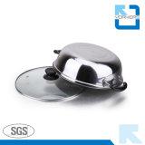 POT dell'acciaio inossidabile ed azione/minestra/POT caldi di cottura