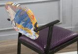 Cadeira moderna do café da chegada 2017 nova com Armest