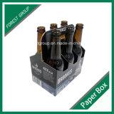 Douane die de Doos afdrukken van het Bier van Zes Pak (FP020001)