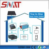 격자 1kw 2kw 3kw 떨어져 가정 사용은 제조 가격을%s 가진 변환장치 태양 에너지 시스템을 깐다