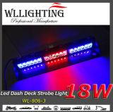 Indicatore luminoso d'avvertimento della visiera della piattaforma del precipitare dell'istantaneo LED dello stroboscopio del LED