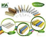 (3215) Agrafes galvanisées de bâton pour l'emballage