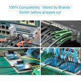 cable de cobre pasivo de 2-Meter Infiniband, cable de 40GB Qsfp+ para Mellanox Mc2210128-003