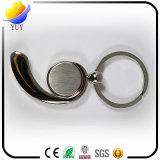高品質の特別な形の金属亜鉛合金のキーホルダー
