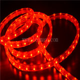 Cor do fio da decoração 2 do Natal da manufatura que muda a luz da corda do diodo emissor de luz