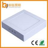 Energieeinsparung-unten Decke-Eingehangene quadratische/runde LED-Instrumententafel-Leuchte