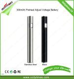 2017년 Ocitytimes E 담배 510 S3 재충전용 Vape 펜 건전지