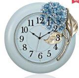 Horloge de décor de mur de maison et de jardin pour le cadeau
