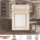"""14 1/2の"""" x22 3/4 """"現代白い滑走の食器棚のドア(GSP5-013)"""