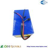 Bloco 12V 10ah da bateria LiFePO4 para a potência alternativa