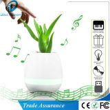 High-Tech van China Bloempot van de Muziek van Bluetooth de Draadloze Navulbare voor Slaapkamer, Bureau, Woonkamer (mf-01)