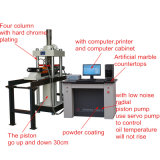 Cisaillement de roche de Stye-2000j et machine de test commandés par PC de compactage