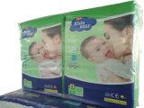 Couche-culotte de bébé de la Chine et constructeur remplaçables de couches de bébé pour des produits de bébé