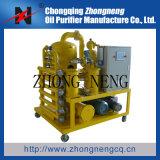 Serie Zyd doble etapa transformador purificador de aceite de filtración de aceite, reciclaje de aceite