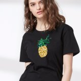 Ladies Fashion Leisure Fruit Preppy T-Shirt