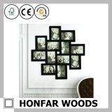 Wand-Kunst-Bilderrahmen/Bildschirmanzeige-Kunst-Abbildung Fram mit Holz