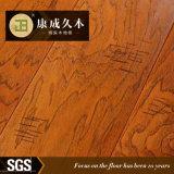 Una madera del grado del entarimado de madera de la nuez/del suelo laminado